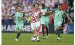 Croatia 0 - 0 Bồ Đào Nha (Euro 2016, vòng )