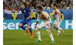 Croatia 2-1 Tây Ban Nha (EURO 2014-2016)