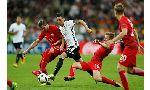 Đức 0-0 Ba Lan (EURO 2014-2016)