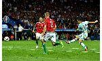 Hungary 0-4 Bỉ (EURO 2016)