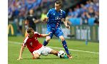 Iceland 2-1 Áo (EURO 2014-2016)