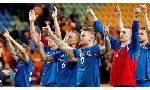 Iceland 0-0 Kazakhstan (EURO 2014-2016)