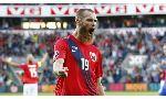 Na Uy 2-0 Croatia (EURO 2014-2016)