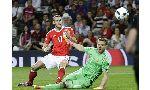 Nga 0-3 Xứ Wales (EURO 2014-2016)
