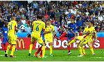 Pháp 2-1 Romania (EURO 2014-2016)