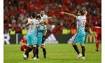 Séc 0-2 Thổ Nhĩ Kỳ (EURO 2014-2016)