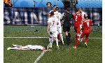 Thụy Sỹ 1-1 Ba Lan (EURO 2016)