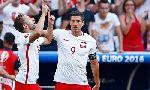 Ukraine 0-1 Ba Lan (EURO 2014-2016)