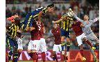 AS Roma 3 - 3 Fenerbahce (Giao Hữu 2014, vòng tháng 8)