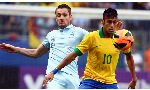 France 1 - 3 Brazil (Giao Hữu 2014, vòng tháng 3)