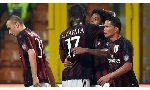 AC Milan 2-1 Empoli (Italy Serie A 2015-2016, round 2)