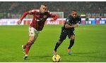 AC Milan 1-1 Inter Milan (Italy Serie A 2014-2015, round 12)