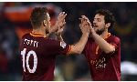 AS Roma 3-0 Chievo (Italy Serie A 2014-2015, round 7)