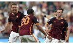 AS Roma 2-1 Juventus (Italy Serie A 2015-2016, round 2)