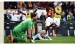 AS Roma 2-0 Lazio (Italy Serie A 2015-2016, round 12)