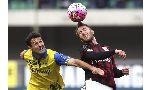 Chievo 0-0 AC Milan (Italy Serie A 2015-2016, round 29)