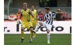 Chievo 0-1 Juventus (Italy Serie A 2014-2015, round  1)