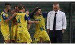 Chievo 4 - 0 Lazio (Italia 2015-2016, vòng 2)