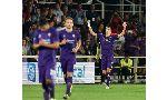 Fiorentina 2-0 AC Milan (Italy Serie A 2015-2016, round 1)