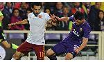 Fiorentina 1-2 AS Roma (Italy Serie A 2015-2016, round 9)