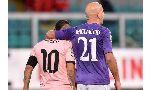 Fiorentina 4-3 Palermo (Italy Serie A 2014-2015, round 18)