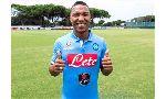 Genoa 1-2 Napoli (Italy Serie A 2014-2015, round 1)