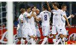 Inter Milan 1-4 Fiorentina (Italy Serie A 2015-2016, round 6)