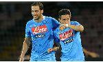 Inter Milan 2-2 Napoli (Italy Serie A 2014-2015, round 7)