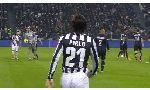 Juventus 3 - 1 Inter Milan (Italia 2013-2014, vòng 22)