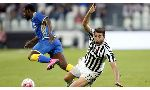 Juventus 0-1 Udinese (Italy Serie A 2015-2016, round 1)