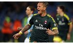 Lazio 1-3 AC Milan (Italy Serie A 2015-2016, round 11)