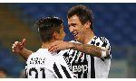 Lazio 0-2 Juventus (Italy Serie A 2015-2016, round 15)