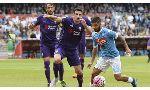 Napoli 2-1 Fiorentina (Italy Serie A 2015-2016, round 8)