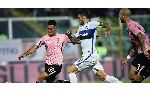 Palermo 1-1 Inter Milan (Italy Serie A 2015-2016, round 9)