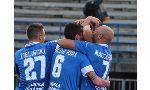 Parma 0-2 Empoli (Italy Serie A 2014-2015, round 12)