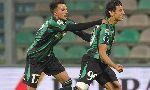 Torino 0-1 US Sassuolo Calcio (Italy Serie A 2014-2015, round 12)