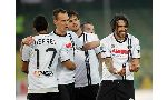Udinese 1-1 Cesena (Italy Serie A 2014-2015, round 6)