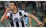 Udinese 2-0 Empoli (Italy Serie A 2014-2015, round 1)