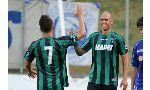 US Sassuolo Calcio 1-1 Cagliari (Italy Serie A 2014-2015, round 1)
