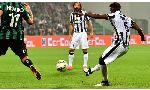 US Sassuolo Calcio 1-1 Juventus (Italy Serie A 2014-2015, round 7)