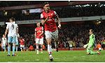 Arsenal 3-1 West Ham United (English Premier League 2013-2014, round 34)