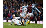 Aston Villa 1 - 0 West Ham United (Ngoại Hạng Anh 2014-2015, vòng 36)