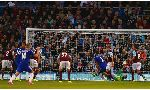 Burnley 1-3 Chelsea (English Premier League 2014-2015, round 1)