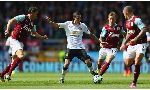 Burnley 0 - 0 Manchester United (Ngoại Hạng Anh 2014-2015, vòng 3)