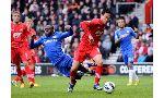 Chelsea 3 - 1 Southampton (Ngoại Hạng Anh 2013-2014, vòng 13)