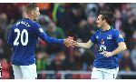 Everton 2 - 1 West Ham United (Ngoại Hạng Anh 2014-2015, vòng 12)