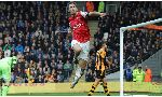 Hull City 0-3 Arsenal (English Premier League 2013-2014, round 35)