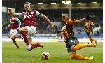 Hull City 0 - 1 Burnley (Ngoại Hạng Anh 2014-2015, vòng 36)