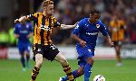 Hull City 1-1 Cardiff City (England Premier League 2013-2014, round 4)