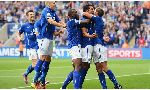 Leicester City 2-2 Everton (English Premier League 2014-2015, round 1)